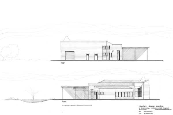 Hooton Road Architectural Sketches 2 PNG